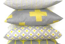 scatter pillows