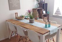 Silla mesa cocina