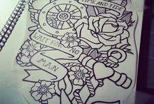 tattoo / by Stephanie Mccrary-Barry