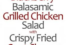 salads for meat lovers