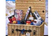 Christmas Hampers 2014 / Our range of Christmas and corporate Scottish hampers for 2014.