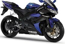 Yamaha Motorcycles / by Mellow