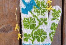 Fantastic knitting