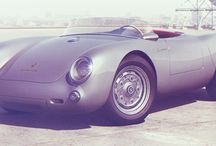 Porsche 550 spider