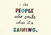 my city of rain / by Maddie Lobdell