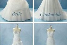 disney princesses wedding dresses