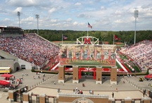 Athletic Facilities / Miami University Athletic Facility -- Home of RedHawk sports teams / by Miami Athletics