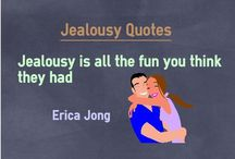 The Love Quotes Jealousy Quotes : jealousy quotes about fun you think they had. Erica Jong says that jealousy is a…