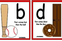 Letter Identification and Sounds / Recognizing letters by sight and sound