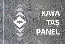 Kaya Taş Panel