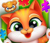 123 Kids Fun Puzzle Academy / #puzzle #appsforkids #eduapps #toddlers