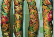 Tattoo ideas / by Jennifer Langdon