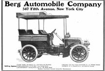 Berg Automobile Co. Car Ads / Berg Automobile Company was a manufacturer of automobiles in Cleveland, Ohio from 1903 to 1904. The New York Bergs were made by the Worthington Automobile Co.