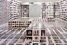 Spatial Typography Exhibition