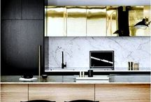 "2015 Kitchen Trends / Each year brings in new and exciting concepts to the kitchen industry. Here are some pictures to inspires you as you plan your new kitchen for 2015.  Check our website or like us on Facebook so read about the different trends in our ""Latest News"" over the coming weeks."
