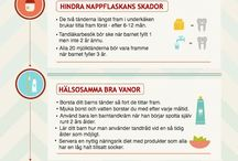 Svenska infografier för tandläkare