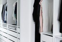 Home decor: Closet