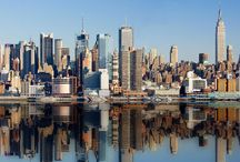 New York pictured