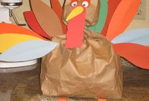 Gobble Gobble!! / by Monica Vargas