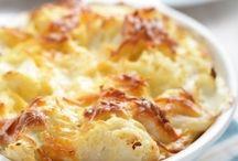 Cauliflower grautin