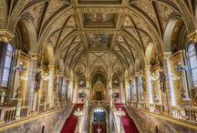 Grand Stairways / Flamboyant Stairways from around the World
