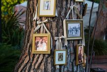 Backyard Wedding decoration DIY / Ideas for the reception