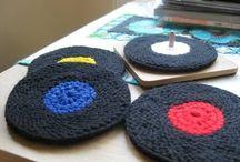 Coasters / Original crochet coasters.