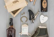 Love Wins Gifts / From groovy grooming accoutrements to sophisticated sippables, or treat yoursevles or your wedding party to these whimsical wares, crafty curios and elegant edibles.