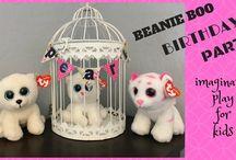 Beanie Boo Birthday Party