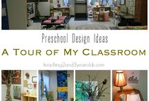 preschool layouts