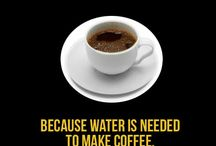 Coffee, java, black gold - oh how I miss you!!!