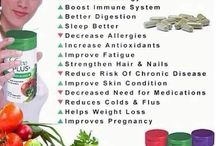 Health and Wellness / Juice Plus is whole food nutrition that comes in capsules, gummies, shakes and bars