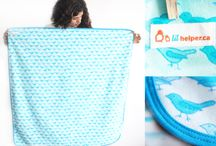 Blankets and Swaddlers / Lilhelper.ca's blanket and swaddler collection