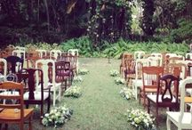 Wedding Aisle / Altar