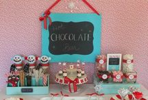 Hot Chocolate Bar / by Party Pinching