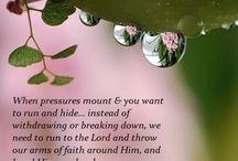 Trial, heartache, brokenness - remedy