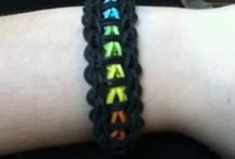 Rainbow Loom / by Lana Bartolott