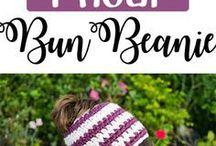 Crochet - Beanies, Scarfs & Mittens