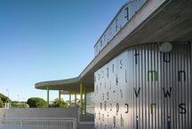 Colegios /Schools  Gabriel Verd / Proyectos de arquitectura docente de Gabriel Verd