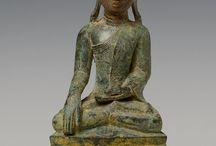 BUDDHA AVA - SHAN / Ava - Shan Tai Yai Buddha statues