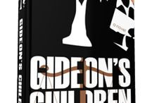 Gideon's Children - a civil rights novel / This new book by my client, Howard Franklin is set amidst the tumultuous and transformative 1960s. Gideon's Children tells the fascinating story of the idealistic young men and women who staffed the newly formed and expanded Public Defender Offices after the Supreme Court's momentous 1963 decision that mandated the right to counsel when charged with a crime.