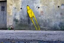 Graffitti, Street Art / by Terry Jennings