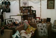 Out & About / The Dog & Dobbin also trades at many country shows and fairs throughout the summer!