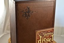 Cigars box, everything about it& humidor / by Fleur McMullin