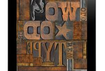 typography - tipografia