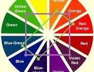 Γεωμετρία των χρωματων