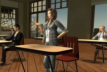 3D Virtual Learning Environment