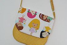 Detské kabelušky, taštičky / toto sú moje autorské detské taštičky a kabelky ktoré nájdete na www.sashe.sk/lean