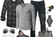 What To Wear ~ Senior Guys