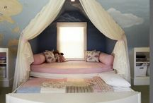 kids play room / by Shannon Billeaud